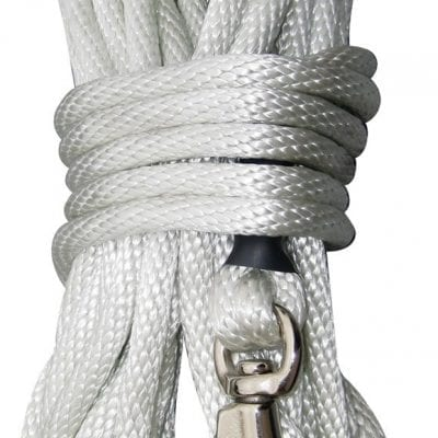 PULLEYS AND ROPE