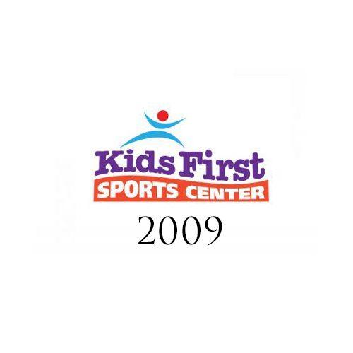 Gymnastics Gym Design at Kid's First (2009)
