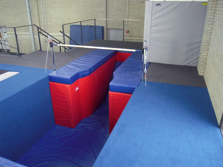 Gymnastics Gym University of Pennsylvania Trench
