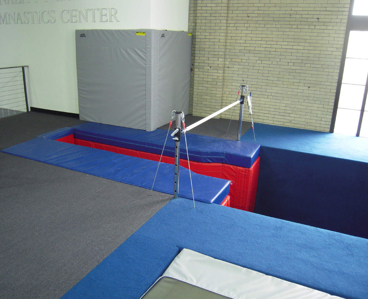 Gymnastics Gym University of Pennsylvania Bar