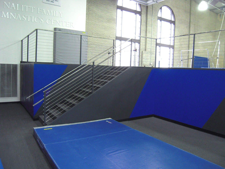 Gymnastics Gym University of Pennsylvania