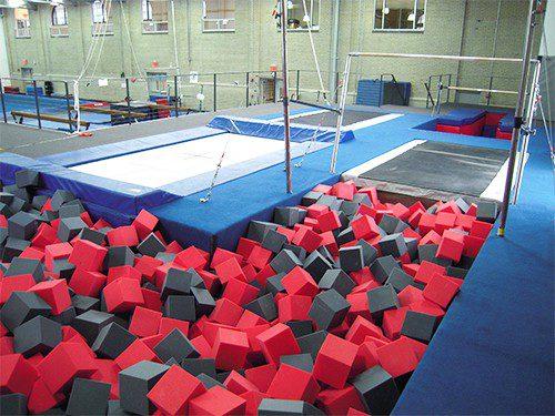 Gymnastics Gym Design | Gymnastics | US Gym Products