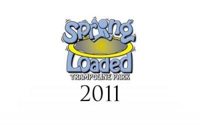 Spring Loaded Trampoline Park