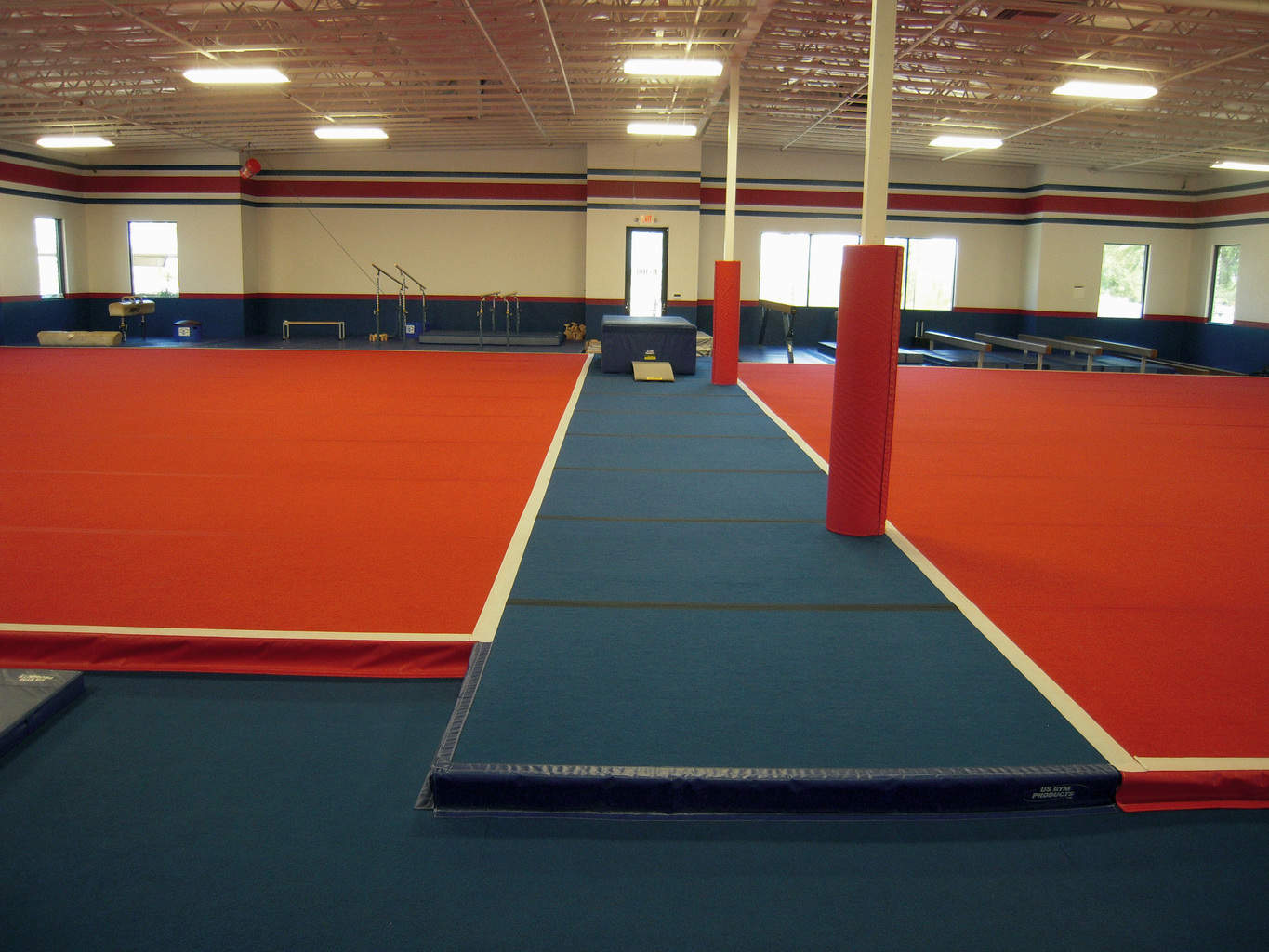 USA Youth Fitness Center Gymnastics Area