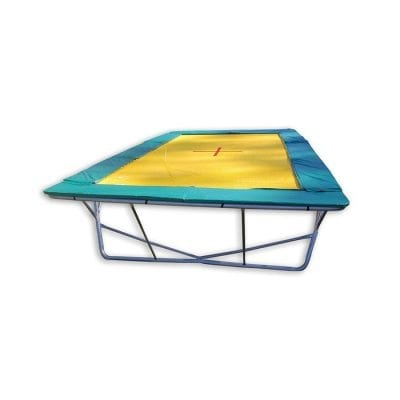 ABOVE GROUND TRAMPOLINES