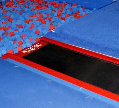 Inground Tumbl Trak | Gymnastics Equipment | US Gym Products
