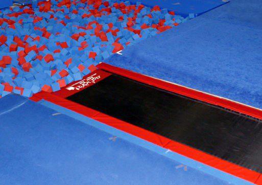 Inground Tumbl Trak | Gymnastics Equipment | US Gym Products