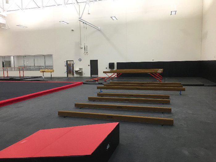Bison Ridge Gymnastics After Beams