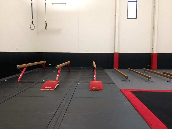 Bison Ridge Gymnastics After Beams and Rings