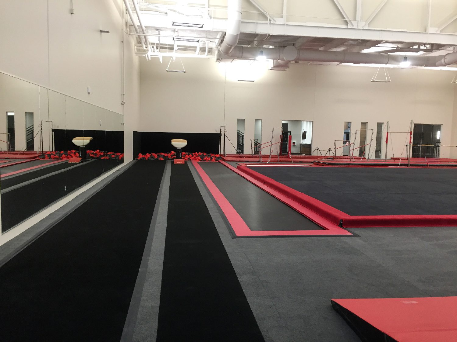 Bison Ridge Rec Center for Gymnastics After