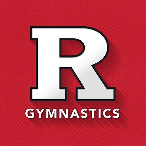 Rutgers Gymnastics Logo