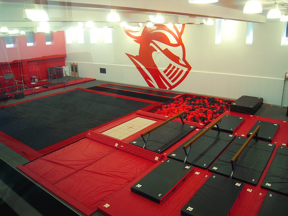 Rutgers Gymnastics New Gym Design
