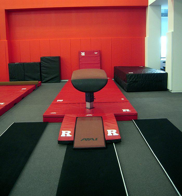 Rutgers Gymnastics Vaults